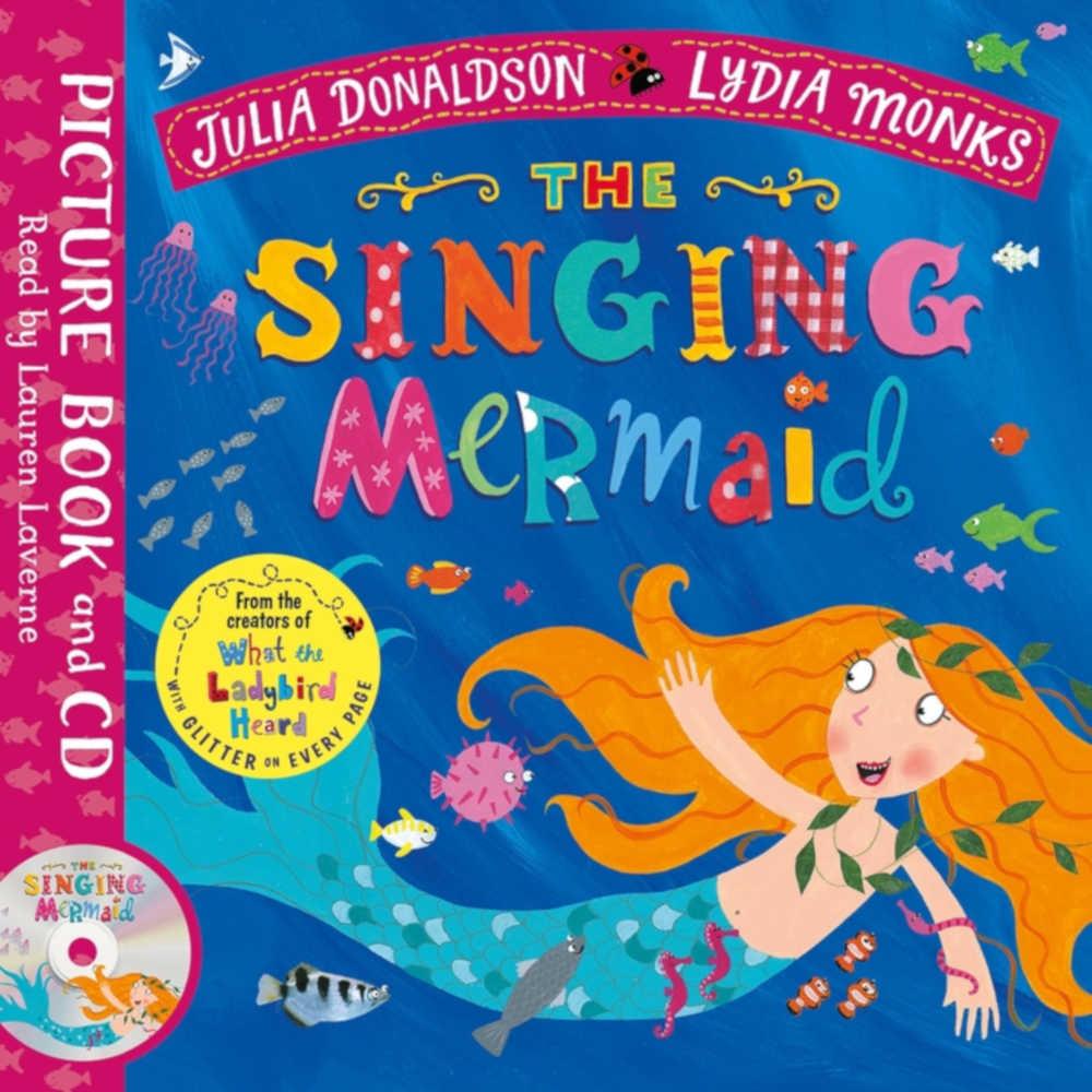 audiobook plus książka bajka do czytania dla dzieci po angielsku julia donaldson