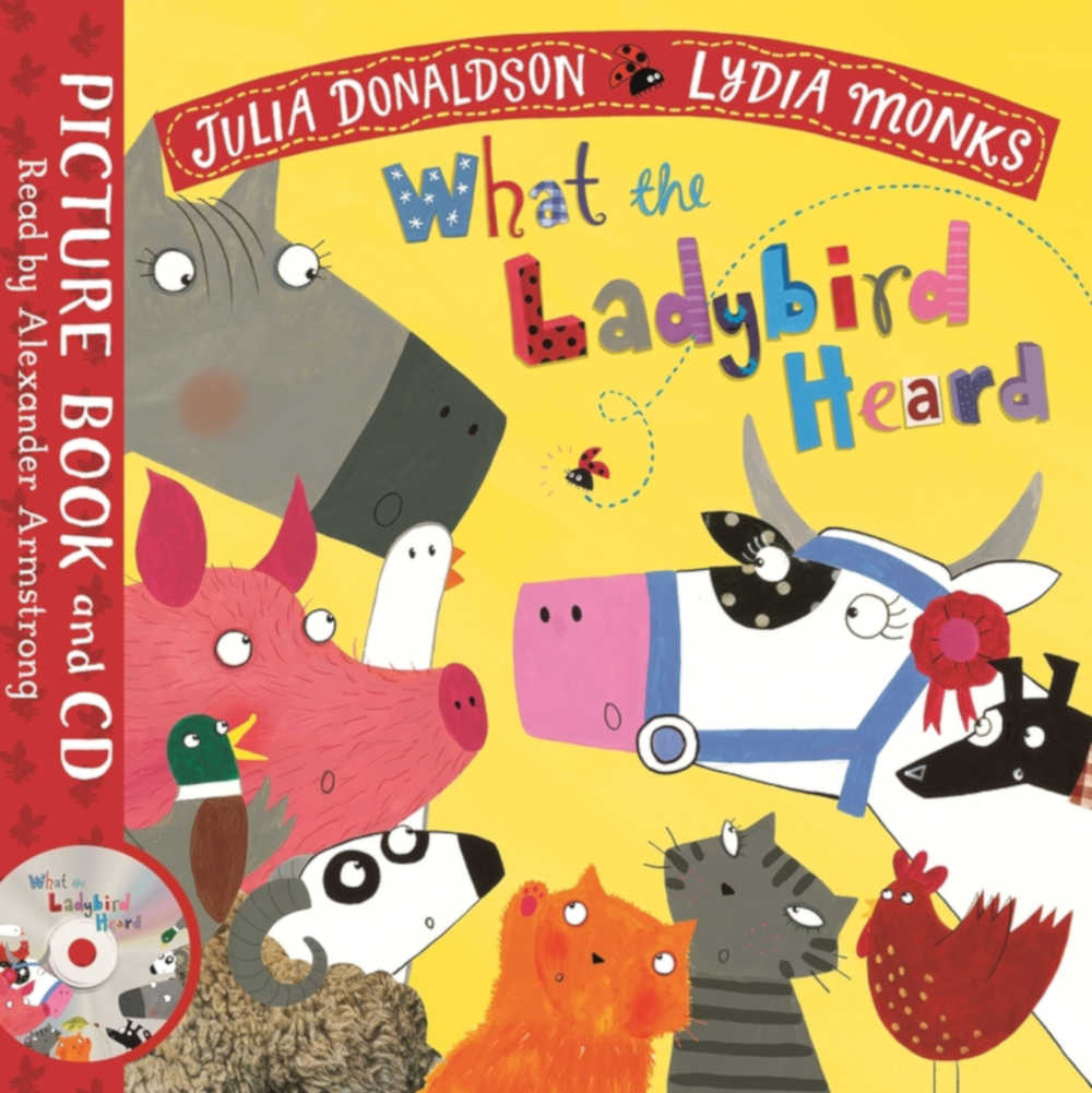 audiobook julia donaldson