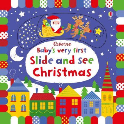 książeczka dotykowa dla roczniaka i dwulatka na święta