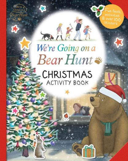 we're going on a bear hunt christmas