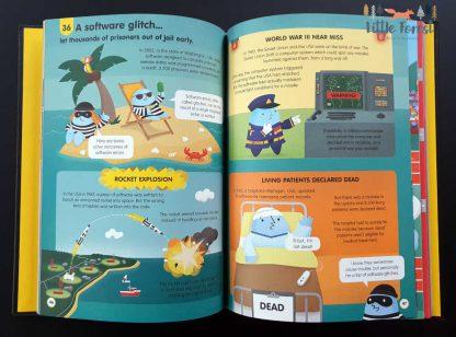 książka o komputerach i kodowaniu dla dzieci po angielsku