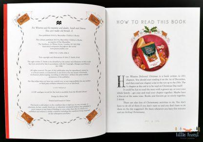 kalendarz adwentowy książka dla dzieci