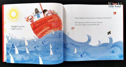 julia donaldson najlepsze ksiażki dla dzieci po angielsku