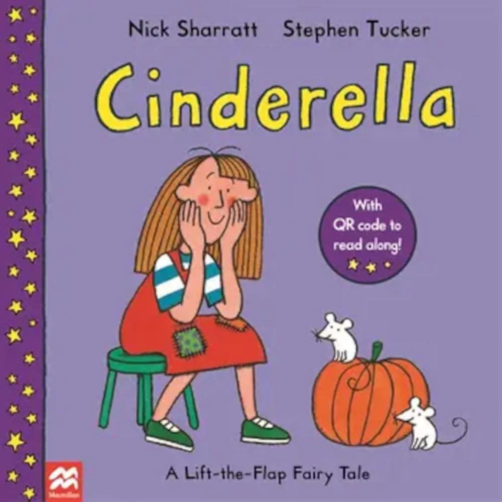 kopciuszek po angielsku książka dla dzieci