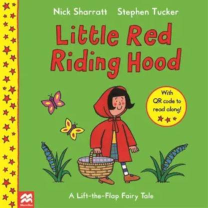 czerwony kapturek książka dla dzieci po angielsku