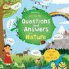 książka edukacyjna dla dzieci z okienkami po angielsku o przyrodzie i zwierzętach
