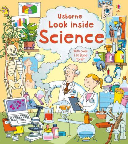 książka dla dzieci o wynalazkach i eksperymentach po angielsku