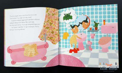bajka do czytania dla dziewczynek po angielsku