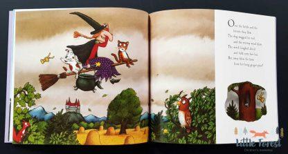 książka do czytania dla dzieci po angielsku ilustrowana
