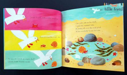 bajka do czytania dla dzieci po angielsku ilustrowana