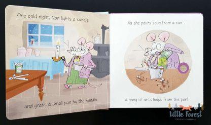 książka dźwiękowa dla dzieci po angielsku z lektorem