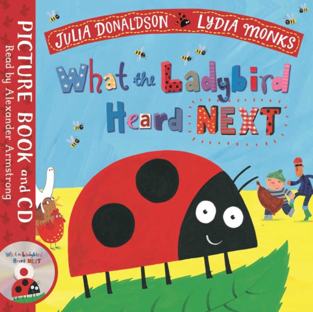 audiobook julia donaldson dla dzieci po angielsku
