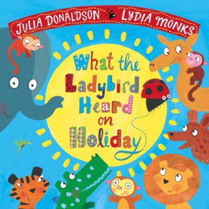 bajka do czytania dla dzieci po angielsku julia donaldson