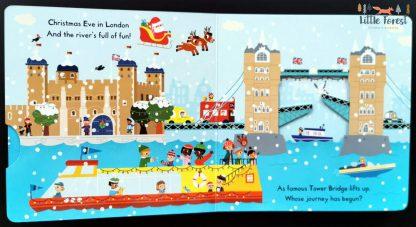 książki dla dzieci o londynie