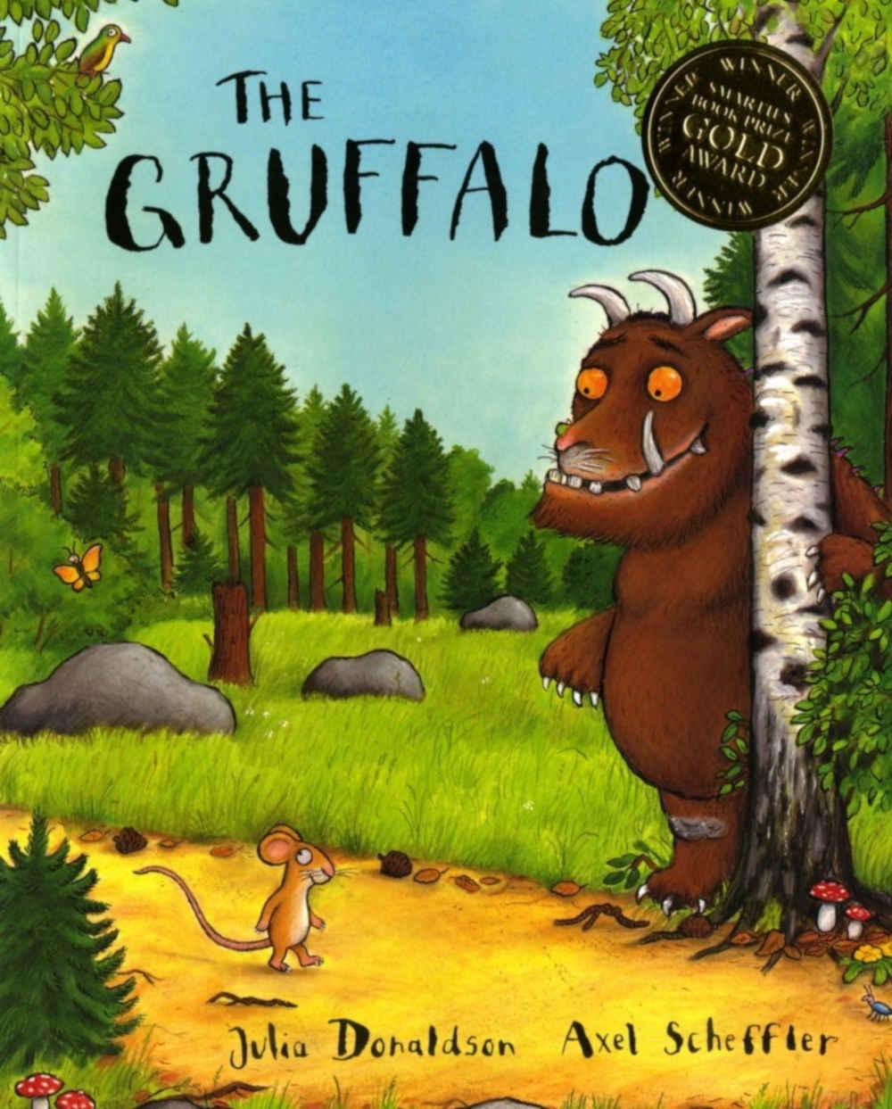 "Wielkoformatowe wydanie baestsellera ""The Gruffalo"""