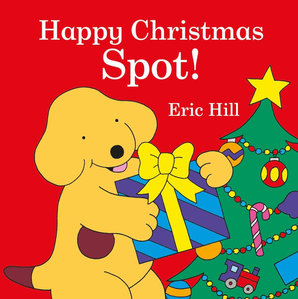 książki pies spot eric hill na święta i boże narodzenie
