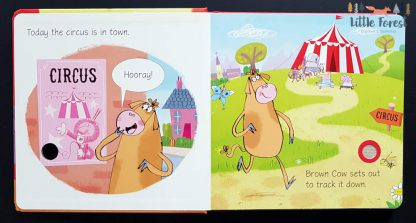 książka dla dzieci dźwiękowa po angielsku z lektorem