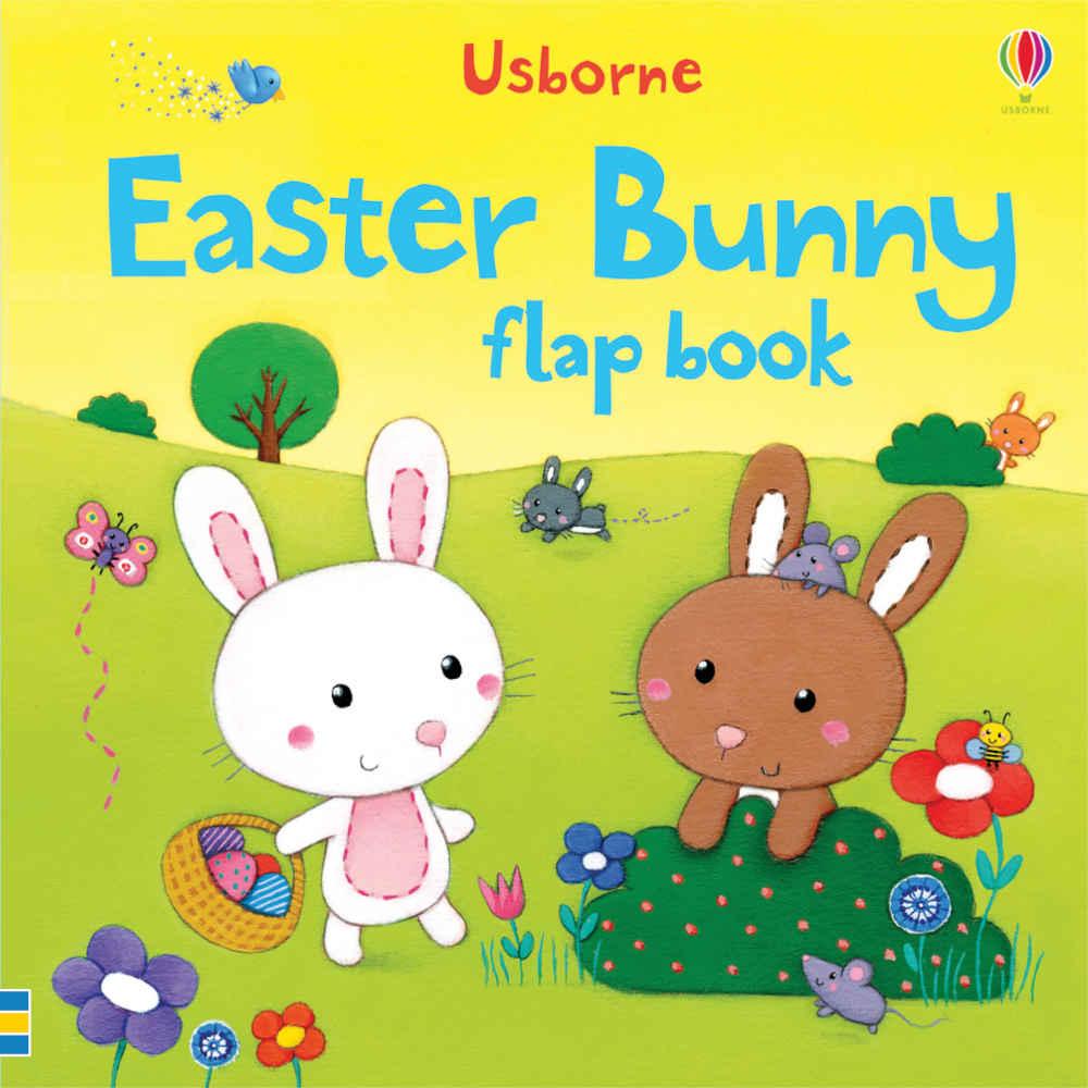 książka dla dzieci z okienkami na wielkanoc po angielsku