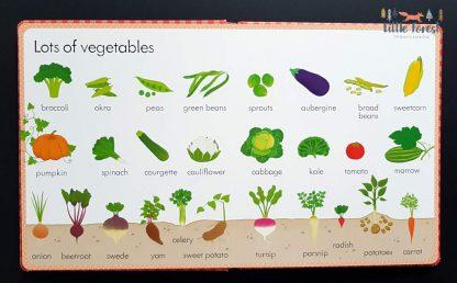słownik dla dzieci do nauki angielskiego jedzenie i produkty spożywcze