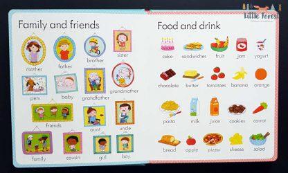 pierwszy obrazkowy słownik dla dzieci do nauki angielskiego