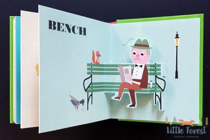 trójwymiarowy słownik obrazkowy dla dzieci po angielsku