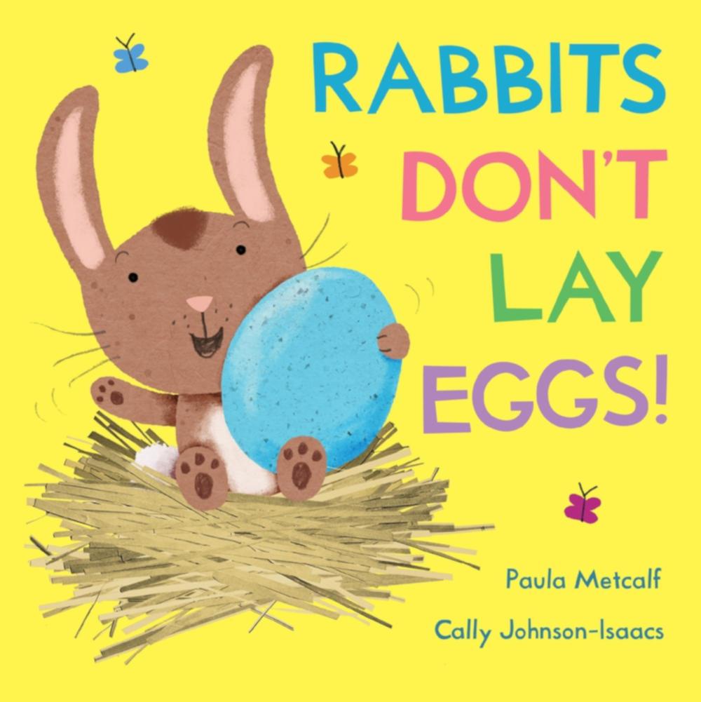 książka dla dzieci na wielkanoc i wiosnę po angielsku