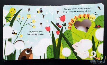 książeczka sensoryczna dla dzieci po angielsku na wielkanoc i wiosnę
