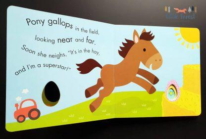 książka dotykowa dla dzieci na wielkanoc po angielsku
