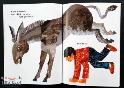 eric carle najlepsze książki dla dzieci po angielsku