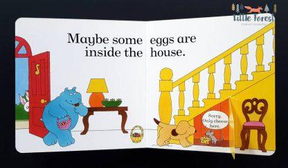 książka o psie spot na wielkanoc