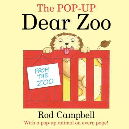 kochane zoo rod campbell trójwymiarowa książka dla dzieci po angielsku