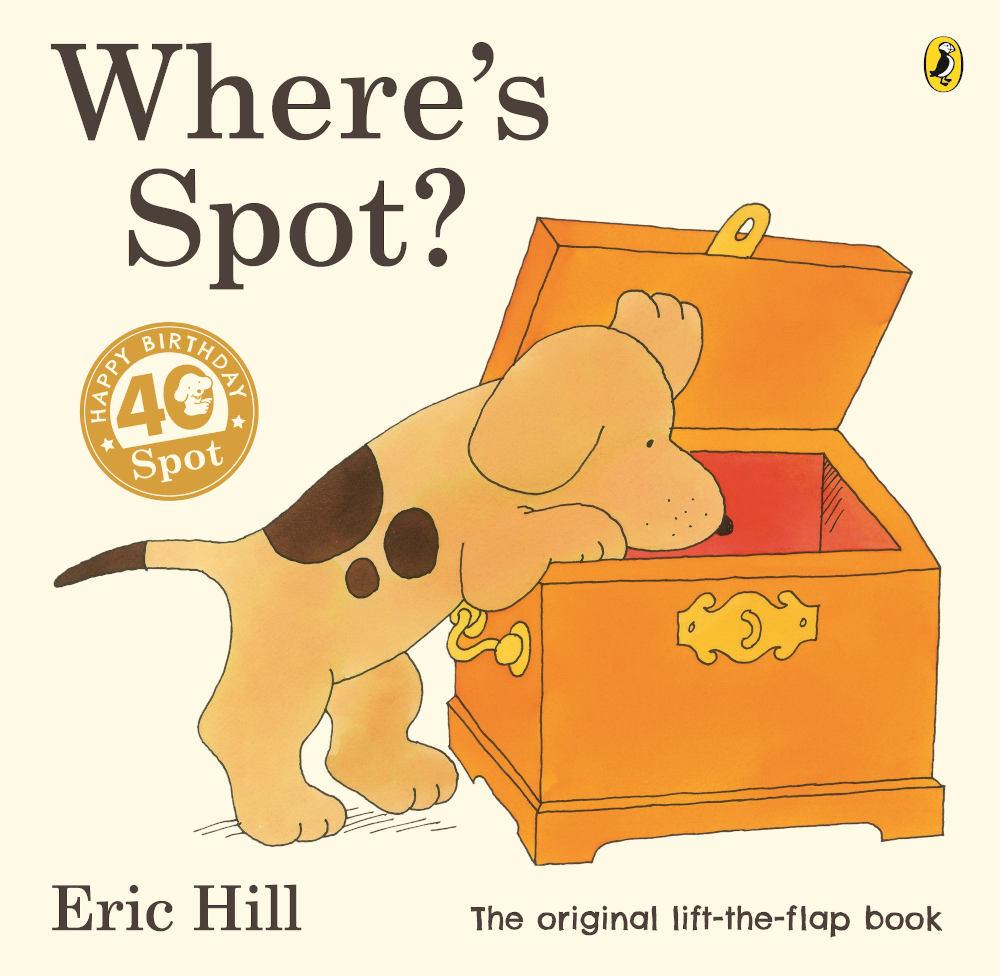 spot książka dla dzieci eric hill