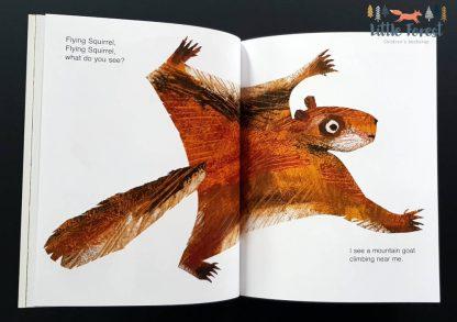 ilustrowana książka dla dzieci po angielsku eric carle