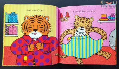 rymowana książka dla dzieci po angielsku julii donaldson o ubraniach
