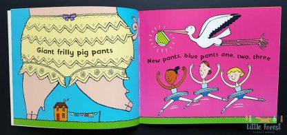 śmieszna bajka dla dzieci do czytania po angielsku