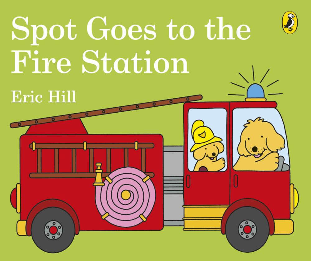 straż pożarna książka dla dzieci po angielsku o psie spot
