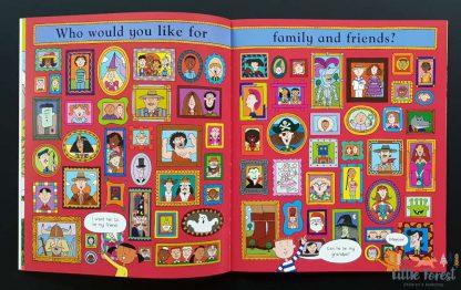 książka pobudzająca kreatywne myślenie dla dzieci po angielsku