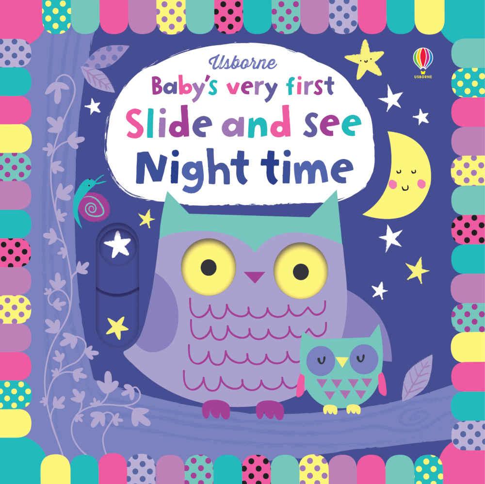 książka z ruchomymi elementami dla dzieci na dobranoc
