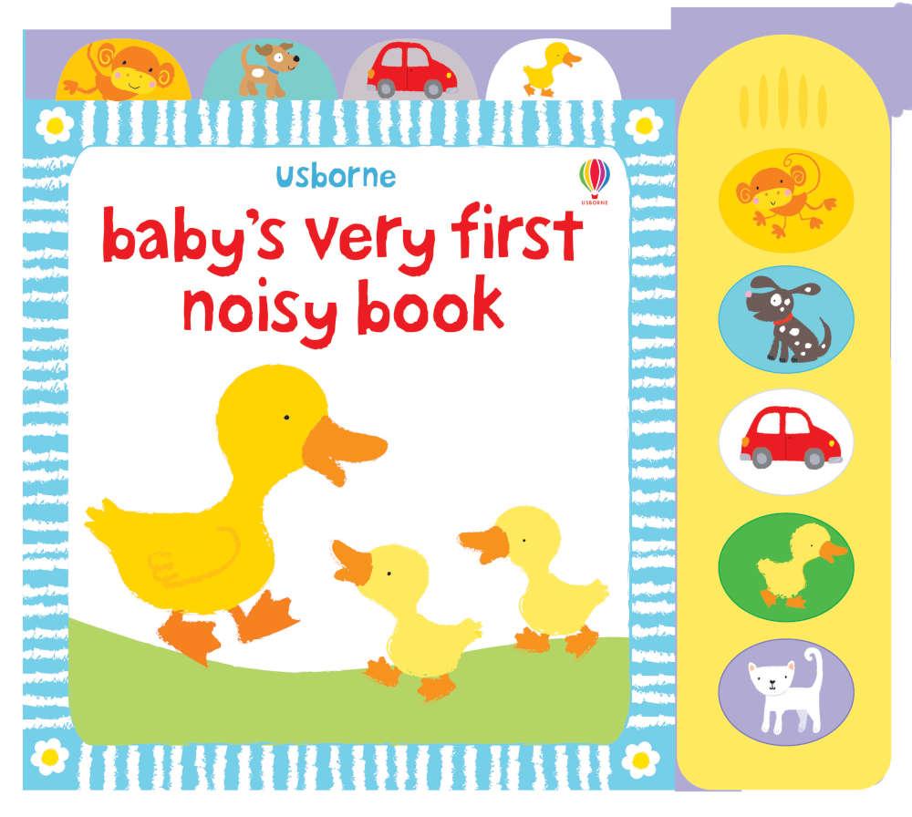 pierwsza książeczka dźwiękowa dla roczniaka