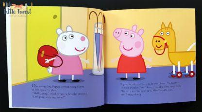 świnka peppa i jednorożec książka dla dzieci