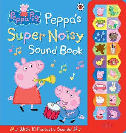 świnka peppa książka dźwiękowa po angielsku