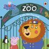 świnka peppa książka z okienkami dla dzieci