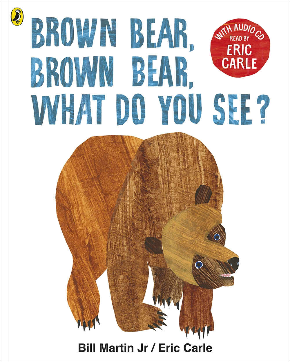 erick carle książka dla dzieci po angielsku