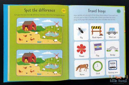 łamigłówki dla dzieci po angielsku