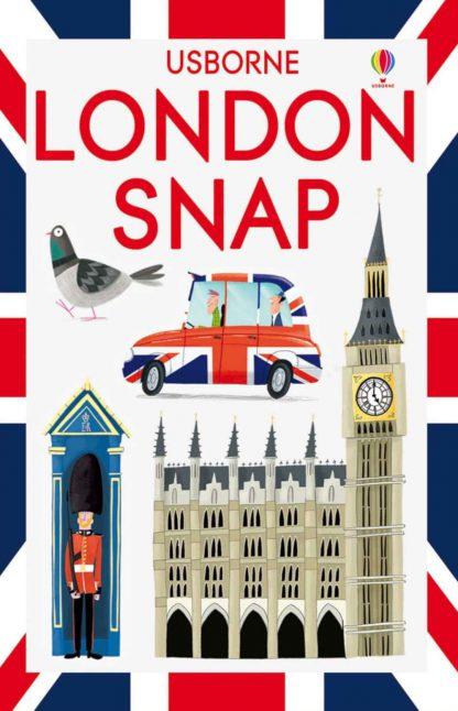 gra dla dzieci o londynie