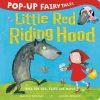 czerwony kapturek książka dla dzieci po angielsku trójwymiarowa