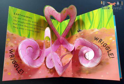 ksiażka 3D dla dzieci po angielsku