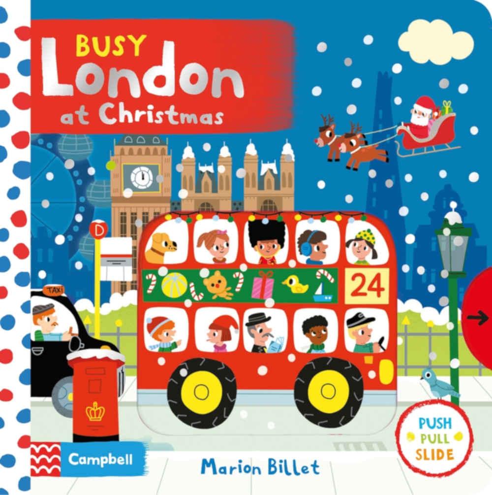 książeczki dla dzieci po angielsku na święta