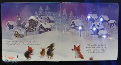 usborne książki na święta christmas