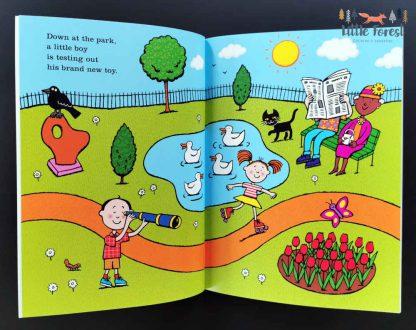 nick sharratt ksiażki dla dzieci